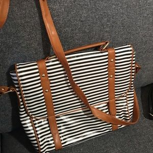 Handbags - Women's laptop sling bag